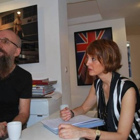 Oleg Kulik, l'art et la vie, Paris, galerie Rabouan Moussion, en permanence