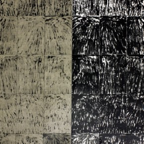 Nadine Fecht, Fruehsorge contemporary drawings, Berlin, Drawing Now, stand B34, du 29/03 au 01/04/12