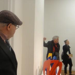 Gilles Altieri, peintures et dessins, galerie Vieille du Temple, en permanence