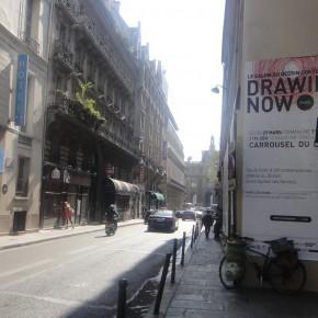 DrawingNowParis hors les murs, au 17, rue de Richelieu, 75001 Paris