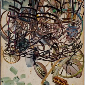Lance Letscher, galerie Vidal-Saint Phalle, Drawing Now, stand B32, du 29/03 au 01/04/12
