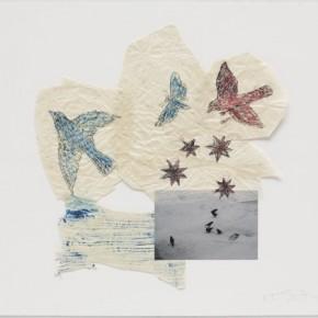 Prix Ouvretesyeux 2012 des trois artistes retenus par Anne Kerner à Drawing Now Paris 2012