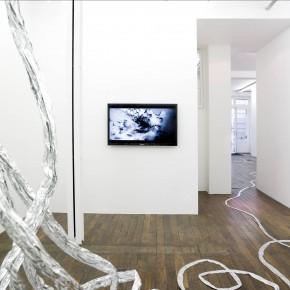 L'oeil d'Aurélia Bourquard sur Michel Blazy, Paris, Collège des Bernardins jusqu'au 30/06/12