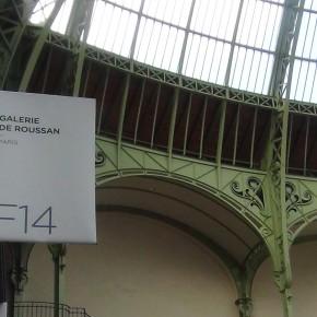 Galerie de Roussan, secteur Promesses, Paris, Art Paris Art Fair, Grand-Palais, du 28/03 au 01/04/13
