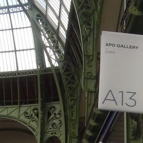 XPO Gallery, secteur Promesses, Paris, Art ParisArt Fair, Grand-Palais, du 28/03 au 01/04/13
