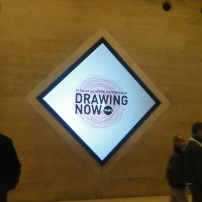 Drawing Now Paris, un bilan 2012 évidemment positif ! Interview de Christine Phal, présidente du Salon