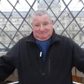 Claude Lévêque,克莱德.莱维柯, Paris, Pyramide du Louvre, à partir du 02/04/14