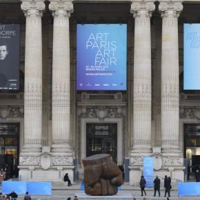 Le meilleur des galeries du secteur Promesses d'ArtParis ArtFair, Grand Palais, du 26 au 30/03/14
