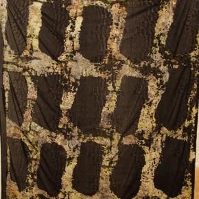 Claude Viallat par Pierre Wat, Bruxelles, galerie Templon. Du 12/09 au 31/10/14; Montpellier, Musée Fabre. Jusqu'au 02/11/14