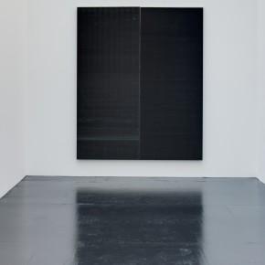 Wade Guyton par Alexandra Fau, Paris, galerie Chantal Crousel, jusqu'au 19/04/14