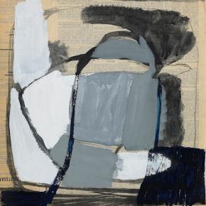 Michel Parmentier, Paris, galerie Jean Fournier, jusqu'au 21/06/14