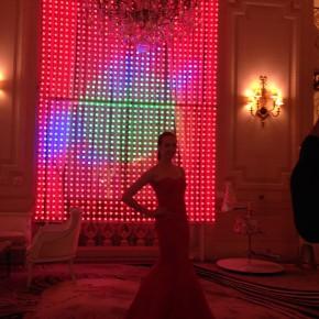 Ping-Pong Screen, Paris, Le Meurice, Hôtel d'Evreux. Du 26/09 au 04/10/14