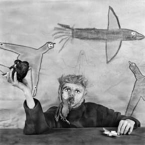 Roger Ballen, Paris, galerie Karsten Greve, du 08/11/14 au 10/01/15.