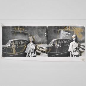Boris Mikhaïlov, Paris, galerie Suzanne Tarasiève, du 10/01 au 28/02/15