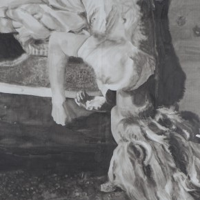 Katharina Ziemke, Paris, Galerie Zürcher, jusqu'au 18/02/15