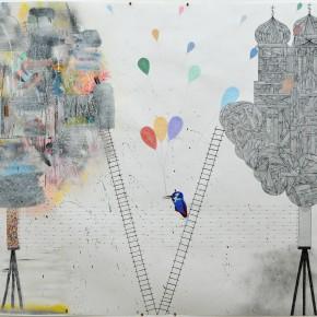 Marcin Sobolev, Chamailières, galerie Louis Gendre, du 04/09 au 23/10/15