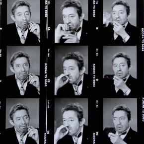 Gainsbourg, Paris, galerie Hegoa, du 04/03 au 08/04/2016