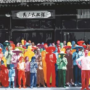 Gérard Fromanger, Londres, Tate Modern, jusqu'au 24/01/2016. Paris, Centre Pompidou, du 17/02 au 16/05/2016