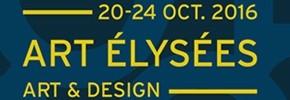 Art Elyséees Art & Design, avenue des champs Elysées, du 20 au 24/10/2016