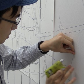 Keita Mori, Drawing Lab, Paris, du 24.02 au 10.05